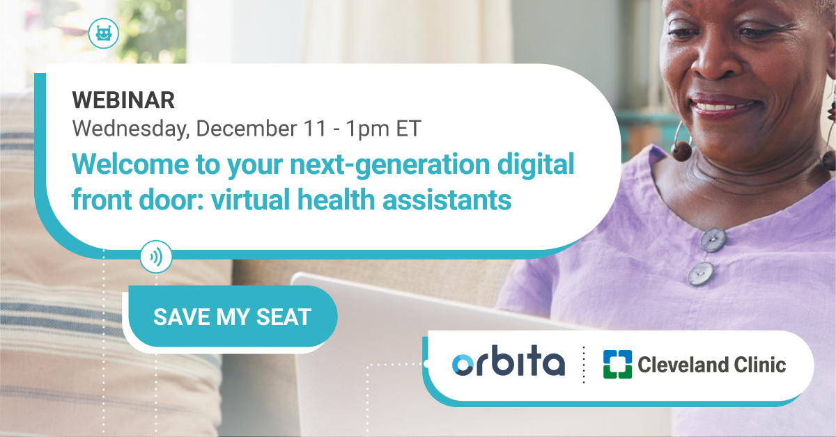 Virtual Health Assistant Webinar