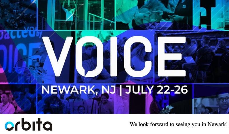 VOICE 2019/Orbita Newsletter
